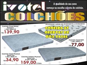 Ivotel colchões mar15 site