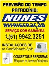 Nunes Refrigeração site