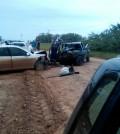 acidente rolante