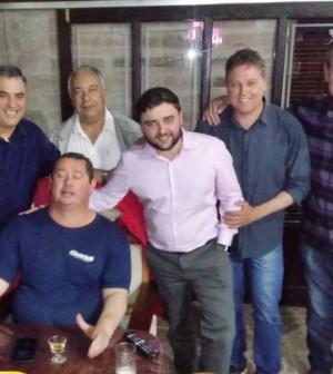 Beto reunião PMDB Gabriel